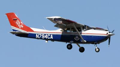 A picture of N794CA - Cessna 182T Skylane - Civil Air Patrol - © DJ Reed - OPShots Photo Team