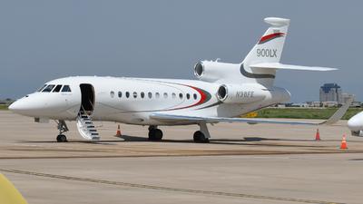 N98FE - Dassault Falcon 900EX - Private