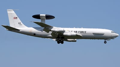 77-0353 - Boeing E-3B Sentry - United States - US Air Force (USAF)