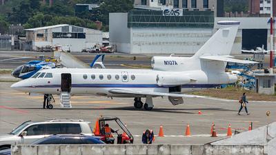 N107A - Dassault Falcon 50 - Private