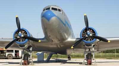 HA-LIQ - Lisunov Li-2T - Malév Hungarian Airlines