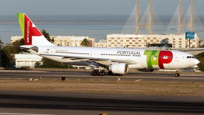 A picture of CSTOK - Airbus A330223 - [0317] - © João Cerqueira Silva