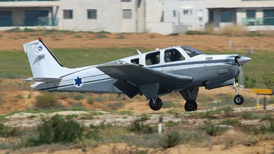399 - Beech A36 Bonanza - Israel - Air Force