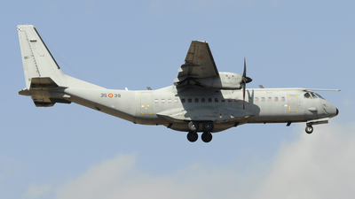 T.21-01 - CASA C-295M - Spain - Air Force