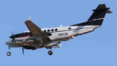 N853B - Beechcraft B300 King Air 350ER - Private