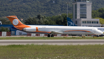 UR-COB - McDonnell Douglas MD-83 - Bravo Airways
