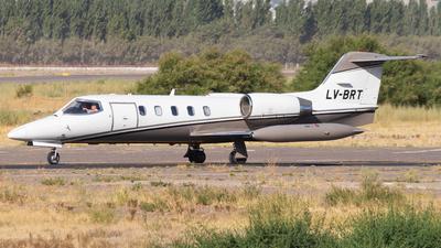 A picture of LVBRT - Learjet 35A - [35665] - © Santi.Spotter