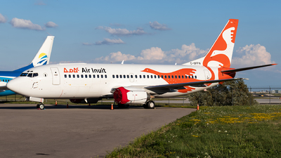C-GFFN - Boeing 737-33A(QC) - Air Inuit