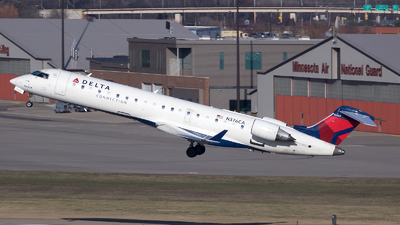 N376CA - Bombardier CRJ-701ER - Delta Connection (Endeavor Air)