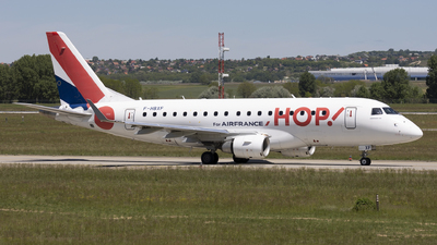 F-HBXF - Embraer 170-100STD - HOP! for Air France