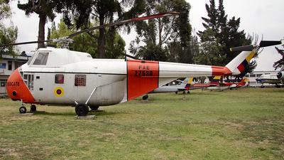 FAE-27536 - Sikorsky UH-19B Chickasaw - Ecuador - Air Force