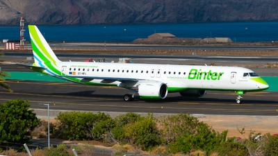 EC-NPU - Embraer 190-400STD - Binter Canarias