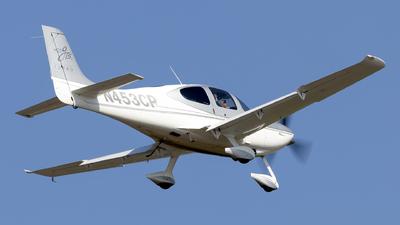 N453CP - Cirrus SR22-GTSx G3 Turbo - Private