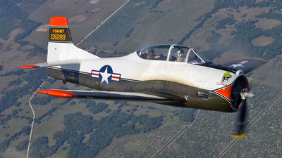 C-GDKR - North American T-28B Trojan - Private
