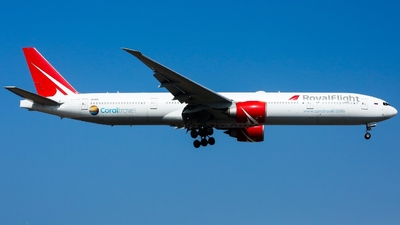 VQ-BGP - Boeing 777-31HER - Royal Flight