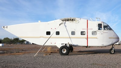 VH-WGT - Short SC-7 Skyvan 3-100 - Fugro Airborne Surveys