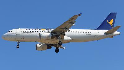 EI-DSL - Airbus A320-216 - Air One