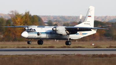RF-36009 - Antonov An-26 - Russia - Air Force
