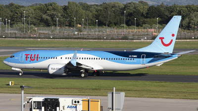 G-TUMS - Boeing 737-8 MAX - TUI