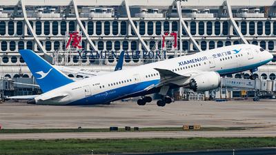 B-2760 - Boeing 787-8 Dreamliner - Xiamen Airlines