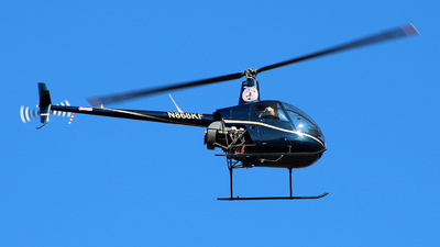 N868KF - Robinson R22 Beta - Private