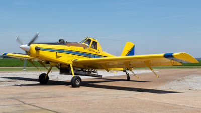 N8507S - Air Tractor AT-502B - Private