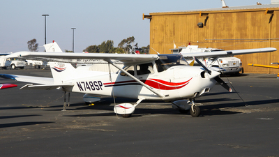N748SP - Cessna 172S Skyhawk SP - Private