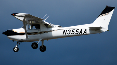 N355AA - Cessna 152 - Above All Aviation