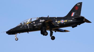 XX246 - British Aerospace Hawk T.1A - United Kingdom - Royal Air Force (RAF)