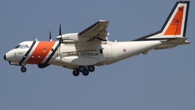 TCSG-551 - CASA CN-235M-100 - Turkey - Coast Guard