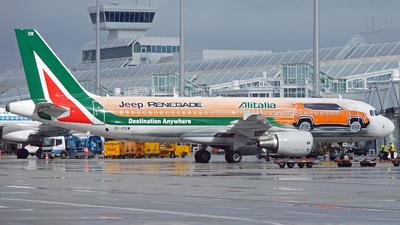 EI-DSW - Airbus A320-216 - Alitalia