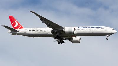 TC-JJS - Boeing 777-3F2ER - Turkish Airlines