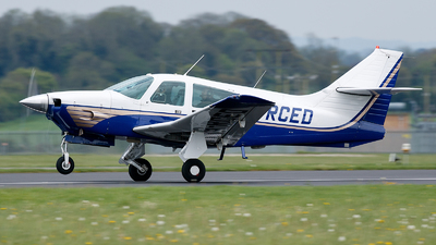 G-RCED - Rockwell Commander 114 - Private