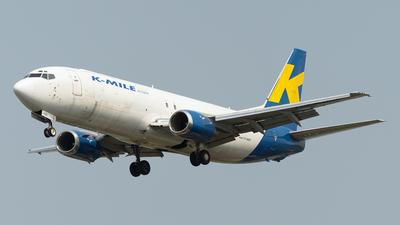 HS-KMA - Boeing 737-43Q(SF) - K-Mile Air