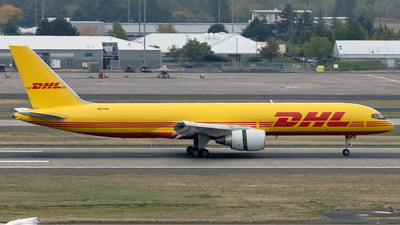 A picture of N531UA - Boeing 757222(PCF) - DHL - © Jeroen Stroes