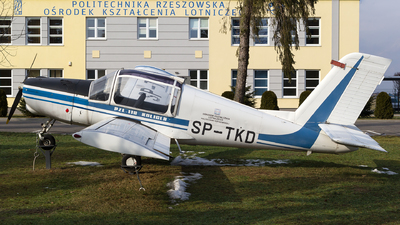 SP-TKD - PZL-Okecie 110 Koliber 150 - OKL - Aviation Training Centre of Rzeszow Technical University