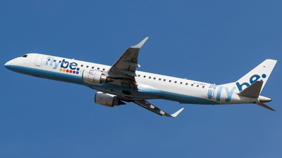 A picture of GFBEF - Embraer E195LR - [19000104] - © Roberto Falciola