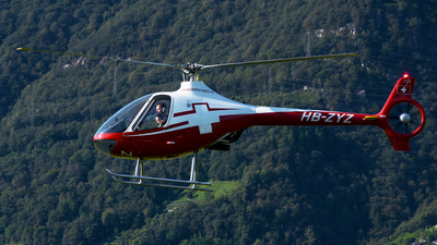 HB-ZYZ - Guimbal Cabri G2 - Swiss Helicopter AG