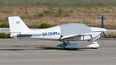 9A-DHM - Europa XS Tri-Gear - Private