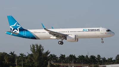 C-GOJC - Airbus A321-271NX - Air Transat