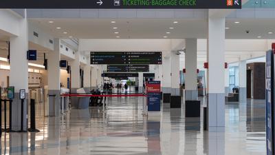 KSYR - Airport - Terminal
