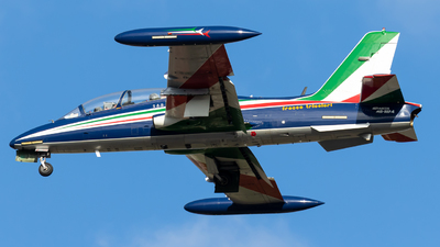 MM54539 - Aermacchi MB-339PAN - Italy - Air Force
