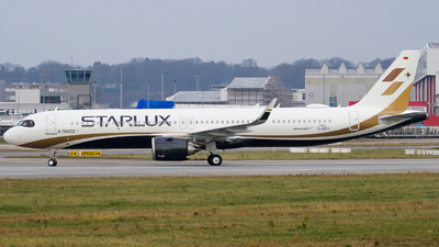 D-AVYI - Airbus A321-252NX - Starlux