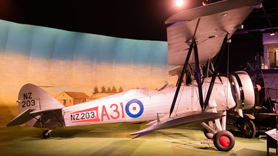 NZ203 - Avro 626 Prefect - New Zealand - Royal New Zealand Air Force (RNZAF)
