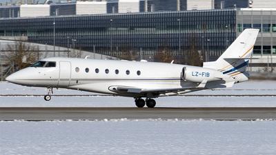 LZ-FIB - IAI 1126 Galaxy - BH Air