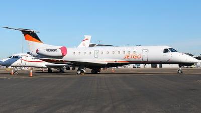 N136SX - Embraer ERJ-135LR - JetGo Australia