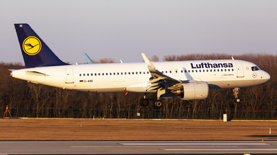 A picture of DAINI - Airbus A320271N - Lufthansa - © SlowhanD