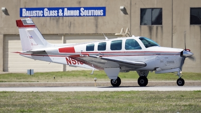 N515EK - Beechcraft B36TC Bonanza - Private