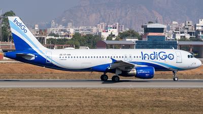 A picture of VTIHN - Airbus A320214 - IndiGo - © Rohan Paliwal
