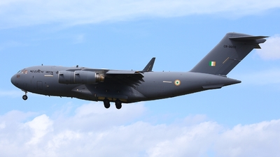 CB-8003 - Boeing C-17A Globemaster III - India - Air Force